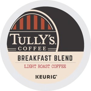 Tully's Coffee Breakfast Blend