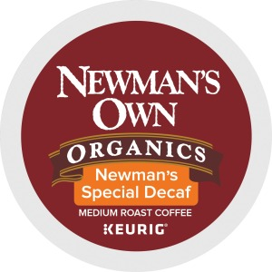 Newman's Own Decaffeinated Special Blend Coffee