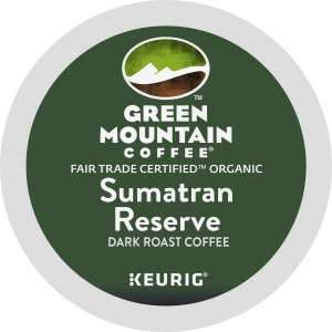 Green Mountain Coffee Roasters Sumatran Reserve
