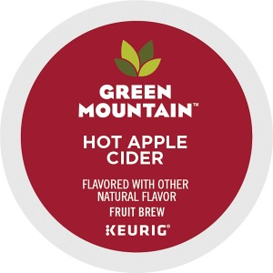 Green Mountain Coffee Hot Apple Cider
