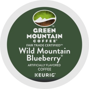 Green Mountain Coffee Roasters Wild Mountain Blueberry