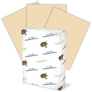 Hammermill Paper for Copy Laser, Inkjet Print Colored Paper - 30% Recycled