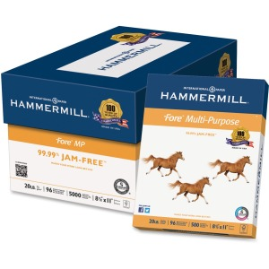 Hammermill Paper for Multi Inkjet, Laser Copy & Multipurpose Paper