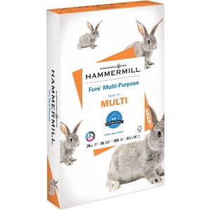 Hammermill Paper for Multi Laser, Inkjet Copy & Multipurpose Paper
