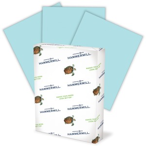 Hammermill Paper for Copy Laser, Inkjet Colored Paper - 30% Recycled