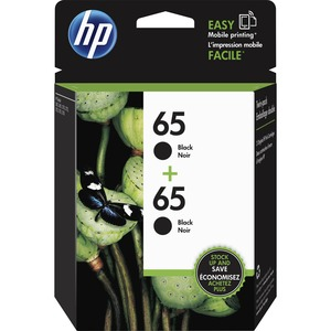 HP 65 Original Ink Cartridge - Black