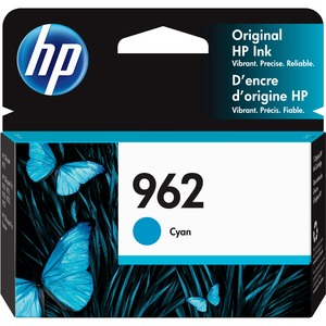 HP 962 Ink Cartridge - Cyan