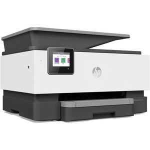 HP Officejet Pro 9010 Inkjet Multifunction Printer - Color