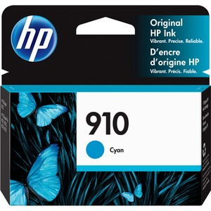 HP 910 Ink Cartridge - Cyan