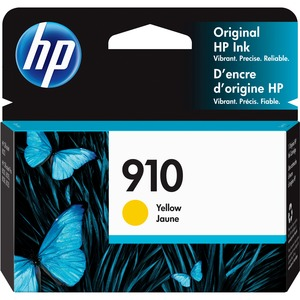 HP 910 Ink Cartridge - Yellow