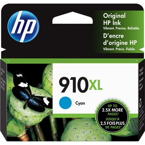 HP 910XL Ink Cartridge - Cyan
