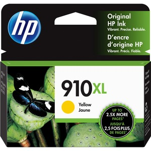 HP 910XL Ink Cartridge - Yellow