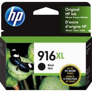 HP 916XL Ink Cartridge - Black