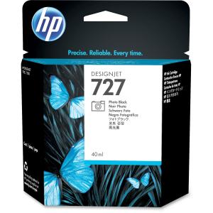 HP 727 Original Ink Cartridge - Photo Black