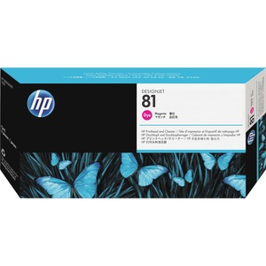 HP 81 (C4952A) Original Printhead - Single Pack