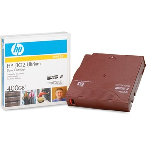 HPE LTO Ultrium Generation II Data Cartridge