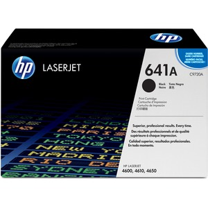 HP 641A (C9720A) Original Toner Cartridge - Single Pack