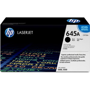 HP 645A (C9730A) Original Toner Cartridge - Single Pack