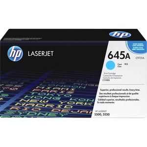 HP 645A (C9731A) Original Toner Cartridge - Single Pack