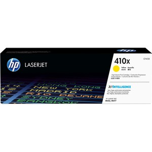 HP 410X (CF412X) Original Toner Cartridge - Single Pack