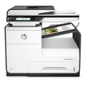 HP PageWide Pro 477dn Page Wide Array Multifunction Printer - Color