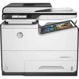 HP PageWide Pro 577dw Page Wide Array Multifunction Printer - Color