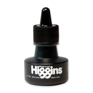Higgins Waterproof India Ink