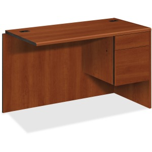 "HON 10700 Series Right Return, 48""W - 2-Drawer"