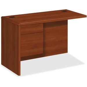 "HON 10700 Series Left Return, 48""W - 2-Drawer"
