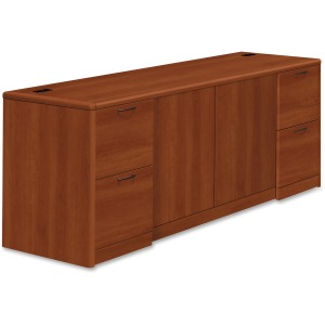 "HON 10700 Series Double Credenza, 72""W - 4-Drawer"