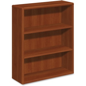 HON 10700 Series 3-Shelf Bookcase