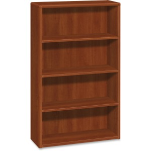 HON 10700 Series 4-Shelf Bookcase