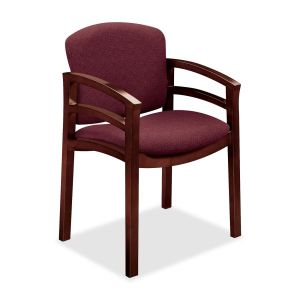 HON Invitation 2112 Double Rail Arm Chair