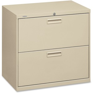 HON 500 Series 2-Drawer Vertical File