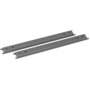 HON Double Rail Hanging Racks, 2-Pack