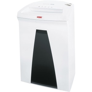 "HSM SECURIO B24s 1/4"" Strip-Cut Shredder - FREE No-Contact Tool with purchase!"