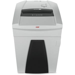 "HSM SECURIO P36i ¼"" Strip-Cut Shredder - FREE No-Contact Tool with purchase!"