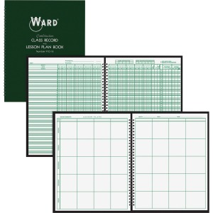 Ward Combo Teacher's Record/Planning Book