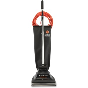 "Hoover Guardsman 12"" Bagged Upright Vacuum"