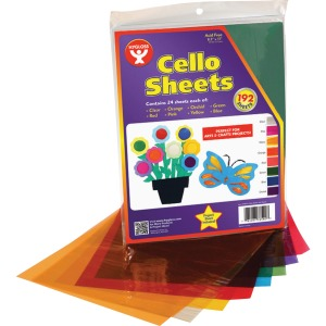 Hygloss Cello Sheets