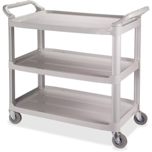 Impact Products 3-Shelf Bussing Cart