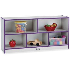 Rainbow Accents Toddler Single Storage