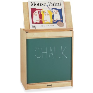 Jonti-Craft Big Book Easel Chalkboard