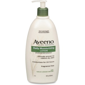 AVEENO® Daily Moisturizing Lotion with Oat for Dry Skin - 18 fl. oz.