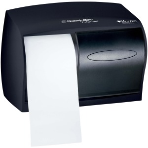 Kimberly-Clark Professional Kimberly-ClarkDouble Roll Coreless Tissue Dispenser