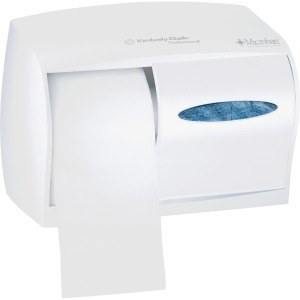 Kimberly-Clark Professional Coreless Double Roll Bathroom Tissue Dispenser