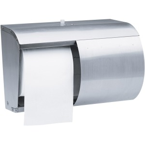 Kimberly-Clark CorelessDouble Roll Tissue Dispenser