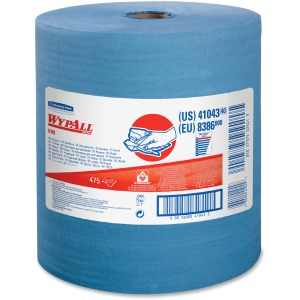 Wypall X80 Blue Wipers Jumbo Roll