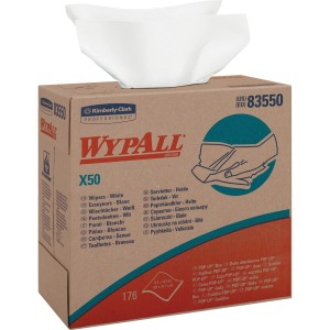 Wypall X50 Wipers Pop-up Box