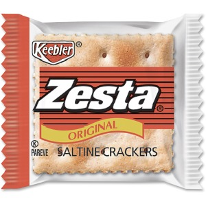 Keebler® Zesta® Saltine Cracker Packs